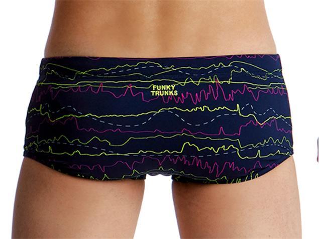 Funky Trunks Sound System Boys Badehose Classic Trunks - 152 (10)