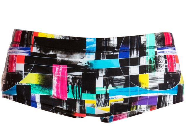 Funky Trunks Test Signal Boys Badehose Classic Trunks - 176 (14)