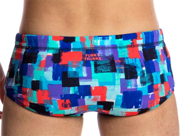 Funky Trunks Vincent Van Funk Boys Badehose Classic Trunks - 176 (14)