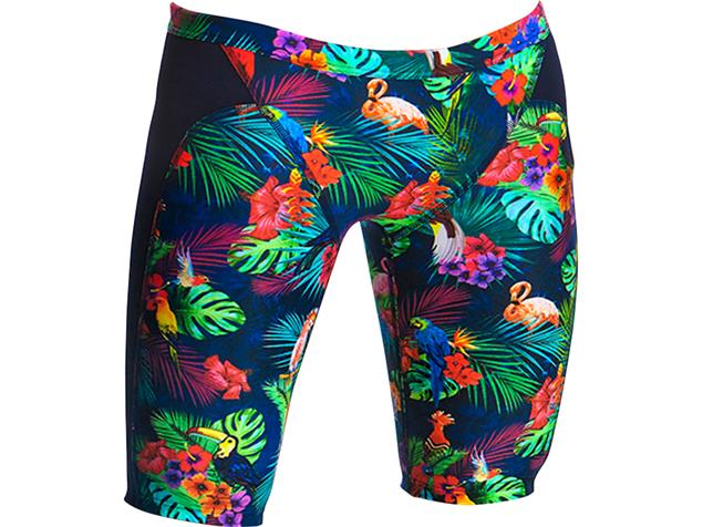 Funky Trunks Tropic Team  Boys Jammer - 140 (24)