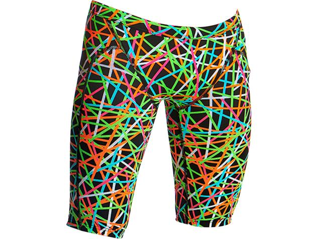 Funky Trunks Strapped In Boys Jammer - 164 (28)