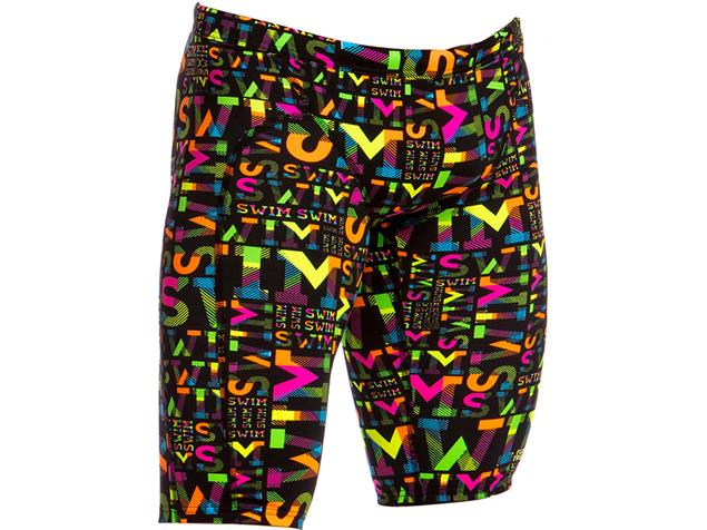 Funky Trunks Night Swim Mens Jammer - 6 (36)