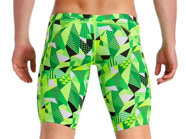 Funky Trunks Go Ballistic Mens Jammer - 5 (34)