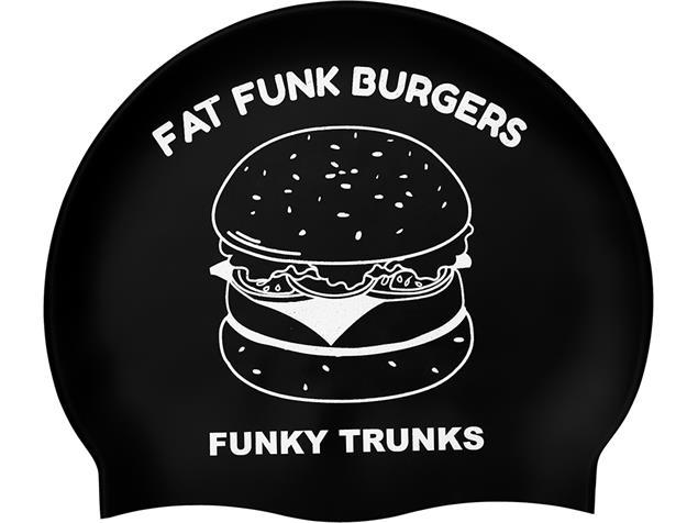 Funky Trunks Fat Funk Silikon Badekappe