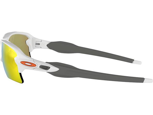 Oakley Flak 2.0 XL polisher white/fire iridium