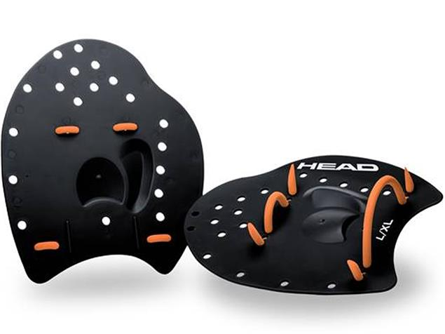 Head Flat Paddles Handpaddles - S-M