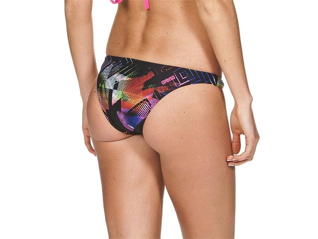 Arena Free Brief Schwimmbikini Hose Rule Breaker - L multicolor