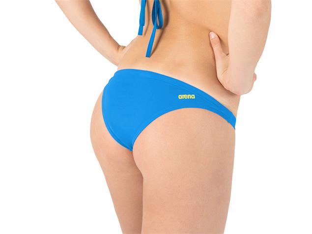Arena Free Brief Schwimmbikini Hose Rule Breaker - XXS pix blue/yellow star