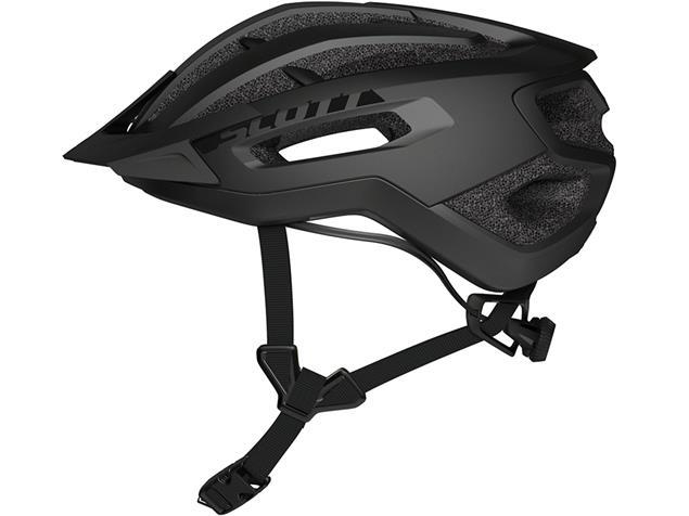 Scott Fuga Plus 2019 Helm - L black