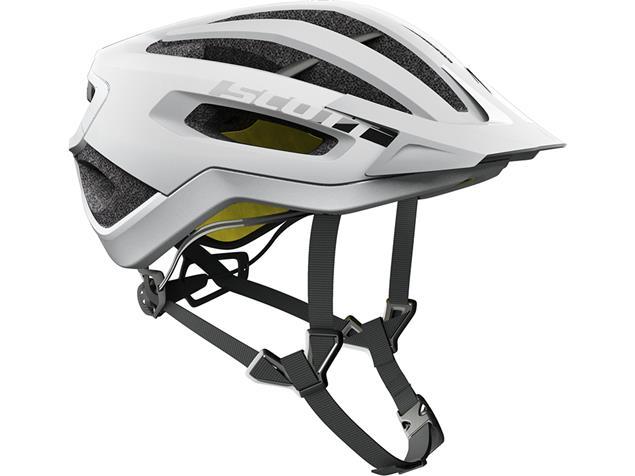 Scott Fuga Plus 2019 Helm - M white
