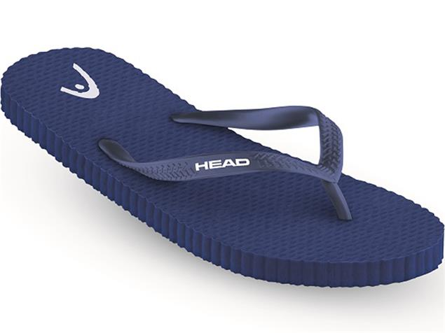 Head Fun Slipper Badeschuh - 43 blue