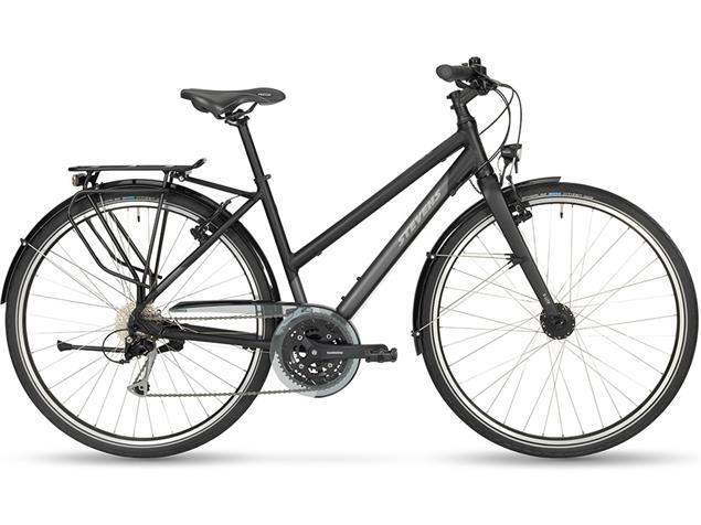 Stevens Galant Lite Lady Trekkingrad - 50 velvet black