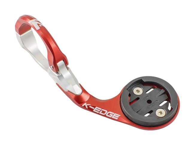 K-Edge Garmin Race Mount Lenkerhalter - red