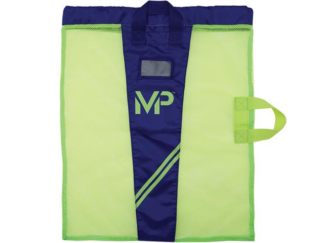 MP Michael Phelps Gear Bag Mesh Tasche - navy/neon