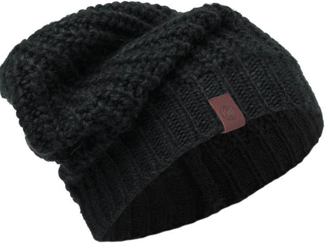 Buff Gribling Mütze - black