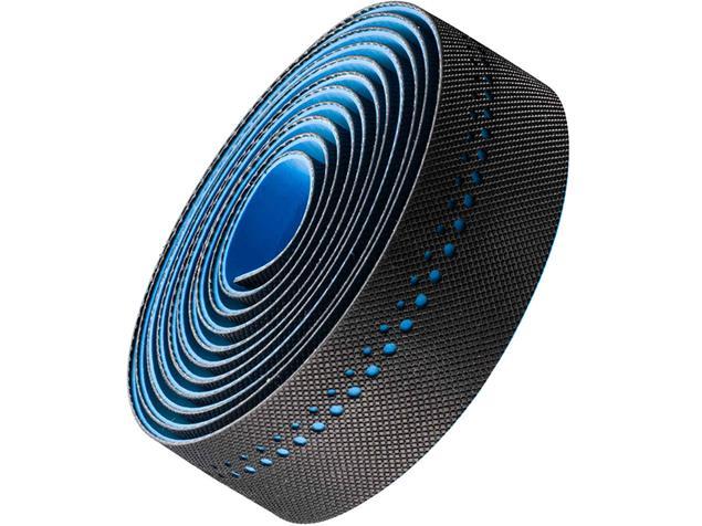 Bontrager Grippytack Lenkerband - black/blue