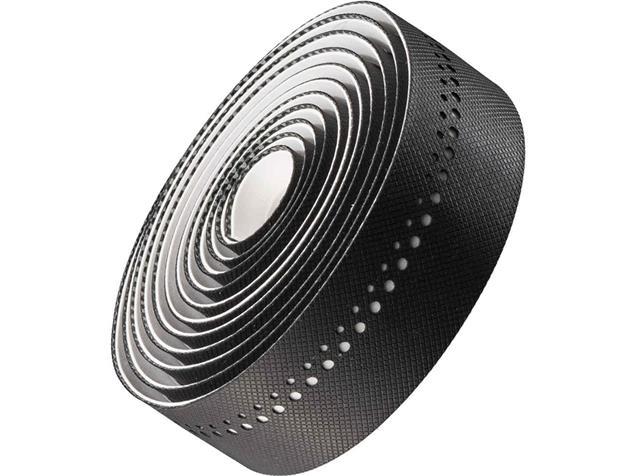 Bontrager Grippytack Lenkerband - black/white
