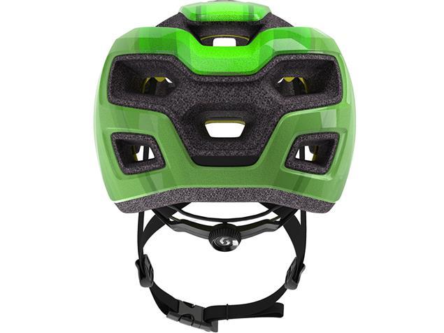 Scott Groove Plus 2020 Helm - M/L green