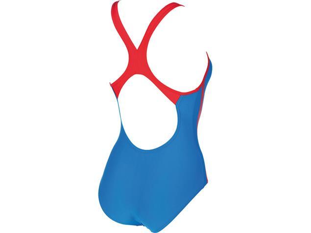 Arena Hyper Badeanzug Swim Pro Back - 38 pix blue/red