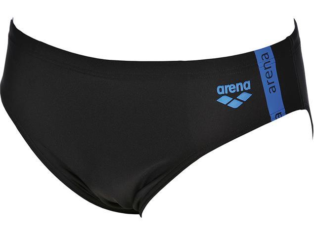 Arena Hyper Brief  Badehose - 8 black/pix blue