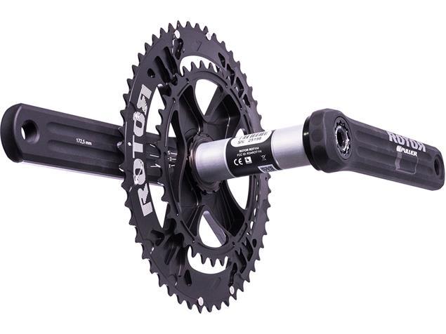Rotor INPower DM Road Kurbelsatz - 165 mm