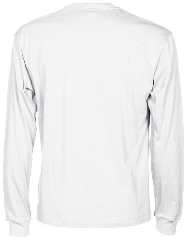 Arena Icons Herren Team Long Sleeve Shirt - XXXL white/white