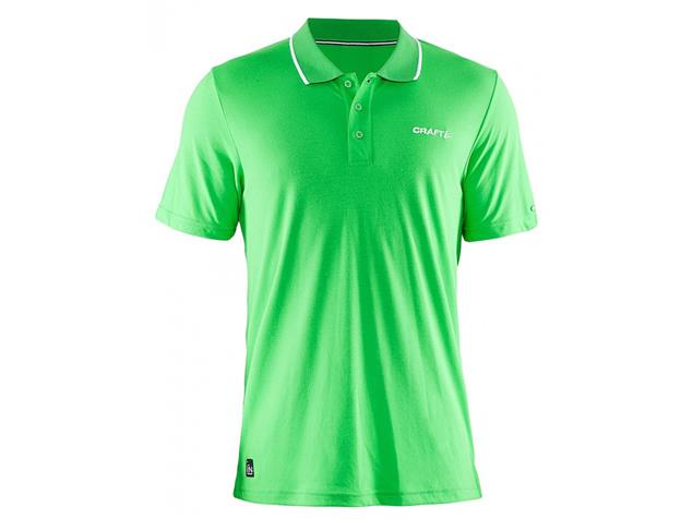 Craft In the Zone Poloshirt Men - XXL green