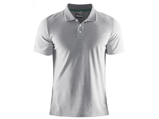 Craft In the Zone Poloshirt Men - L grey