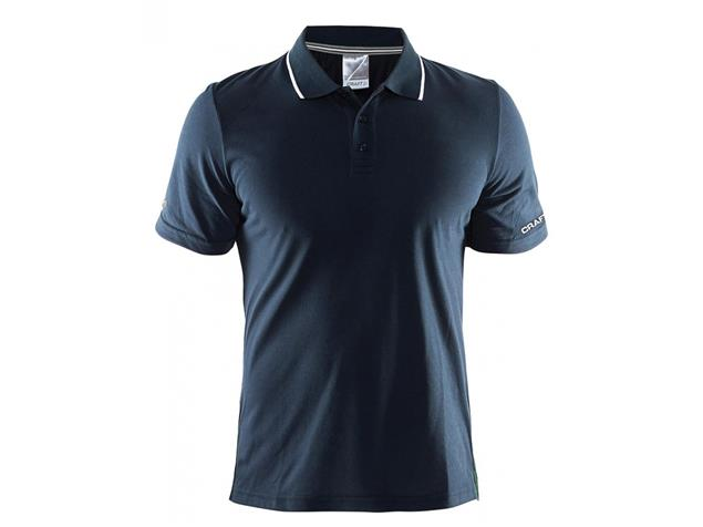 Craft In the Zone Poloshirt Men - L green