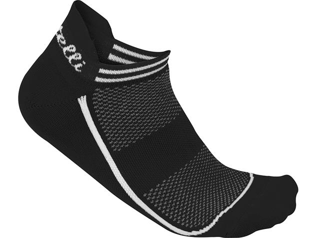 Castelli Invisibile Women Socken - S/M black
