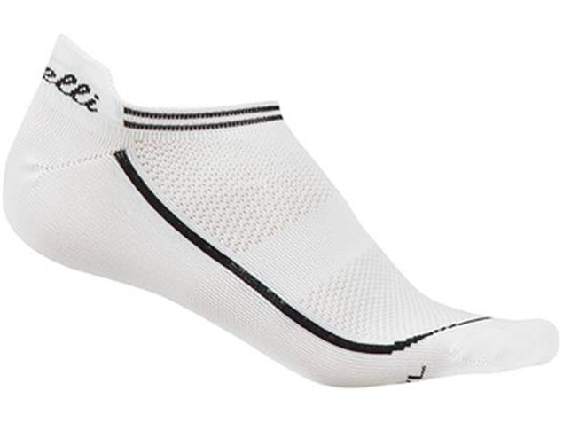 Castelli Invisibile Women Socken - L/XL white