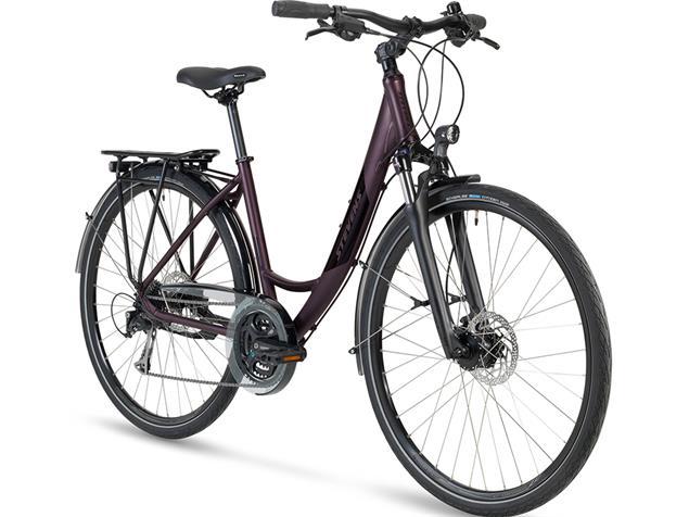 Stevens Jazz Lady Trekkingrad - 52 mystic purple