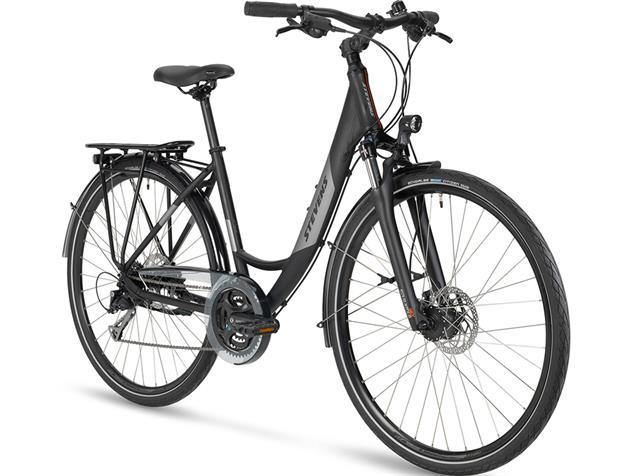 Stevens Jazz Lady Trekkingrad - 46 velvet black