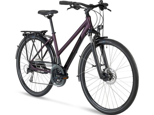 Stevens Jazz Lady Trekkingrad - 46 mystic purple