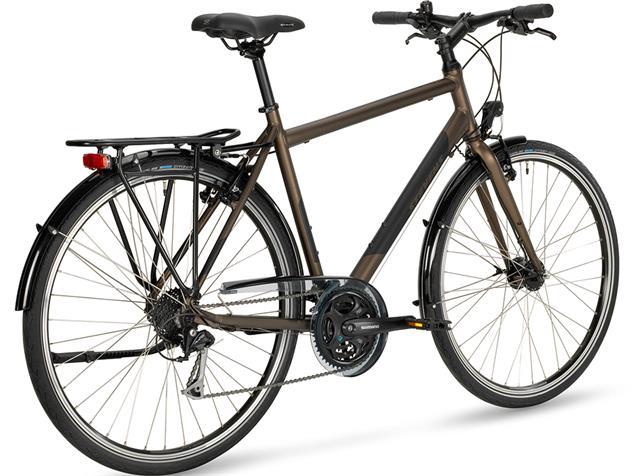 Stevens Jazz Lite Gent Trekkingrad - 55 coffee