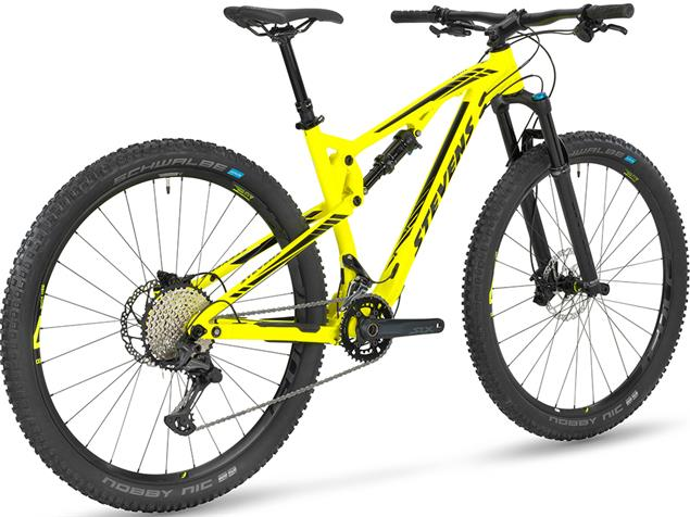 "Stevens Jura 29"" Mountainbike - 22"" neon yellow"