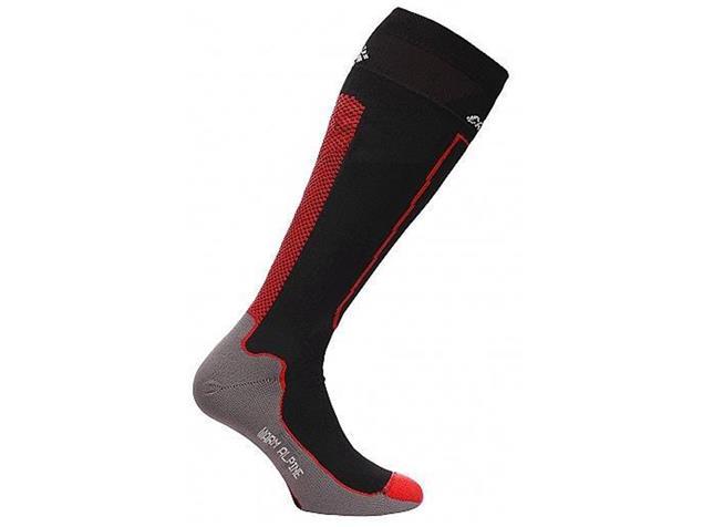 Craft Keep Warm Alpine Socken - S black