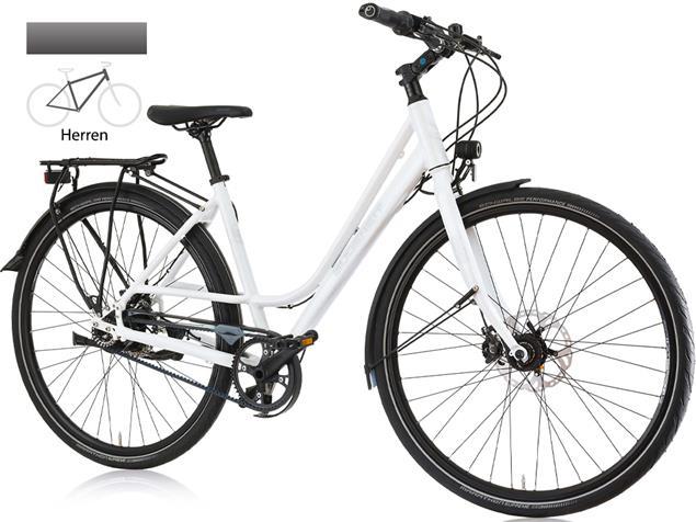 Gudereit LC-R 4.0 Evo Herren Trekkingrad - 67 matt schwarz