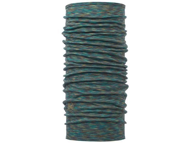 Buff Lightweight Merino Wool Schlauchtuch - blue multi