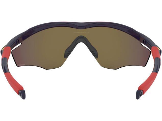 Oakley M2 Frame XL Snapback Edition Brille navy/prizm ruby
