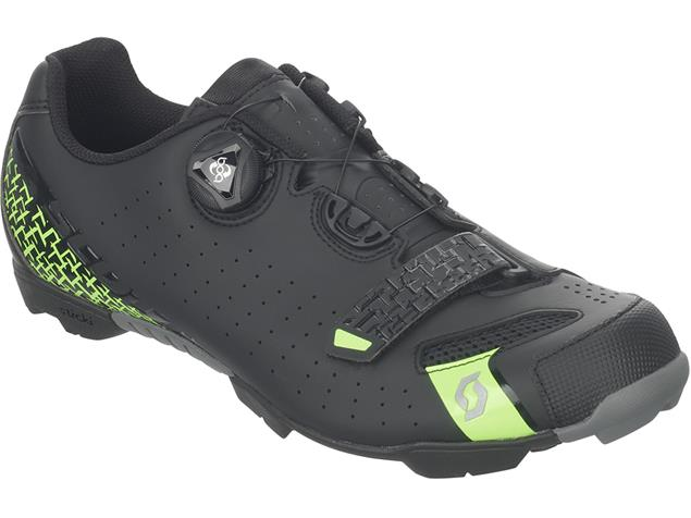 Scott MTB Comp Boa Rennrad Schuh - 41 matt black/silver