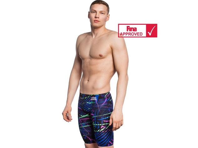 Mad Wave MW EXT Bodyshell Jammer Wettkampfhose multi - S