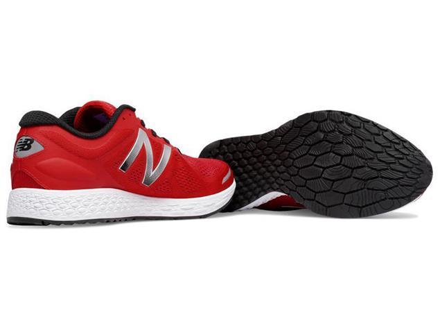 New Balance Fresh Foam MZante v2 Laufschuh MZante RD2-D - 40.5 (7.5 M) red/black