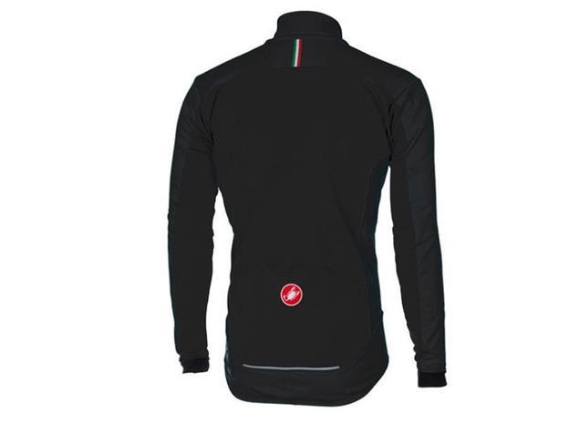 Castelli Mortirolo 4 Winterjacke - S black