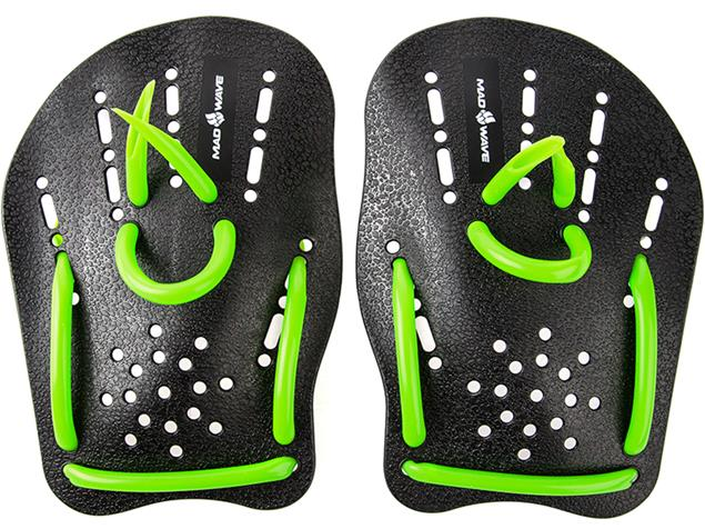 Mad Wave Paddle Hand-Paddle Black - M