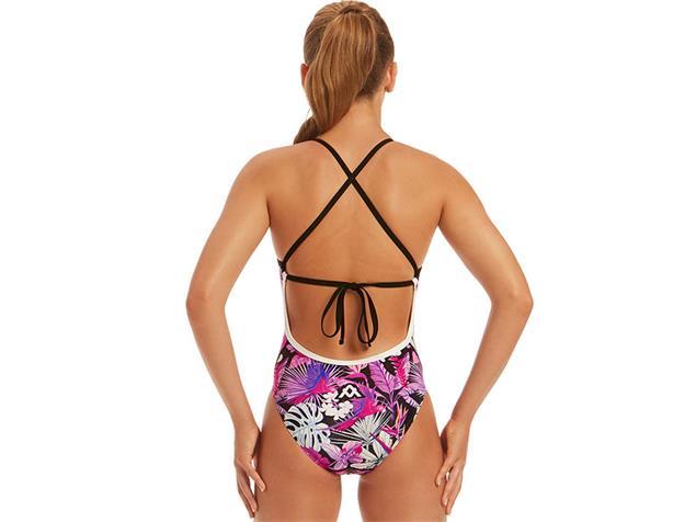Amanzi Paradise Cove Girl Badeanzug Tie Back - 152 (12)