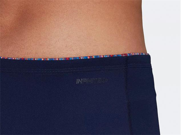 Adidas Performance Trunk Badehose legend ink/multicolor - 3
