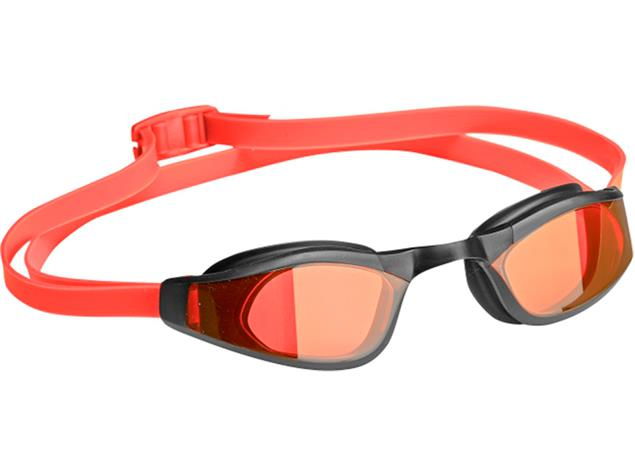Adidas Persistar Race Schwimmbrille black-solar red/solar red