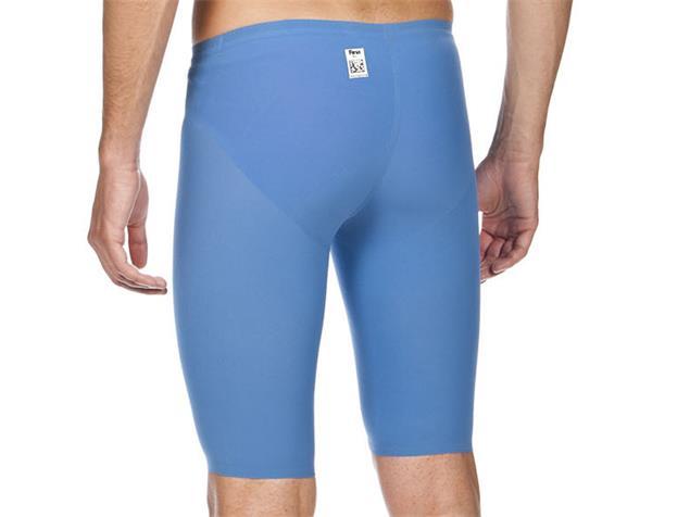 Arena Powerskin R-EVO ONE Jammer Wettkampfhose - 4 blue/powder pink