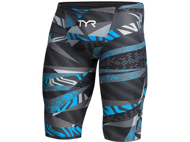 TYR Prelude Jammer Wettkampfhose - 24 black/blue
